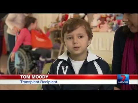 My brave son Tom Moody & his transplant story