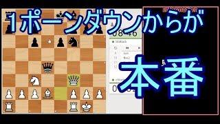 普通のチェス実況