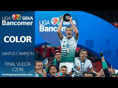 EL COLOR - Santos Campeón Clausura 2018