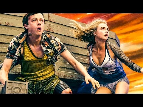 VALERIAN AND THE CITY OF A THOUSAND PLANETS Trailer | News Access