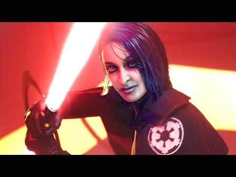 This Does Not Look Good... It's HIM! STAR WARS Jedi: Fallen Order Ending