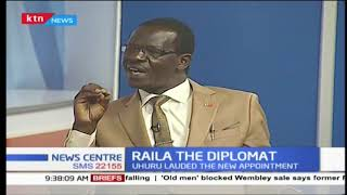 Raila the diplomat: Raila appointed to the 11th organ of AU