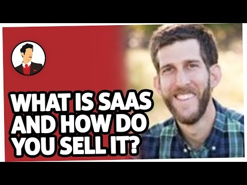 What Is SAAS And How Do You Sell It? With Dan Smith | Salesman Podcast