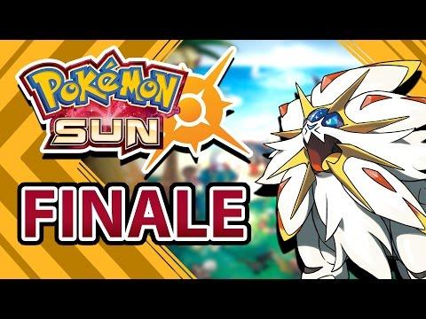 Pokemon Sun and Moon FULL Playthrough Finale
