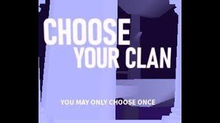 [ROBLOX] Ninja-Assistent-Simulator. Wie wählt man den Clan?