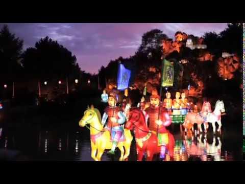 Montreal.TV | La Magie des lanternes au Jardin Botanique