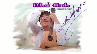 Nhé Anh - Mendy Nguyen Ukulele Cover