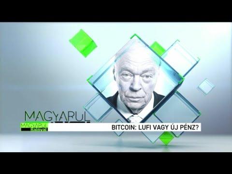 Bitcoin: lufi vagy új pénz? Interjú Baló Györggyel