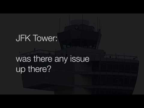 ATC Audio of 'near-miss' event at JFK airport 12-5-17