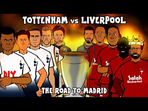🏆The Road to Madrid: Tottenham vs Liverpool🏆 (Champions League Preview 0-2 2019)