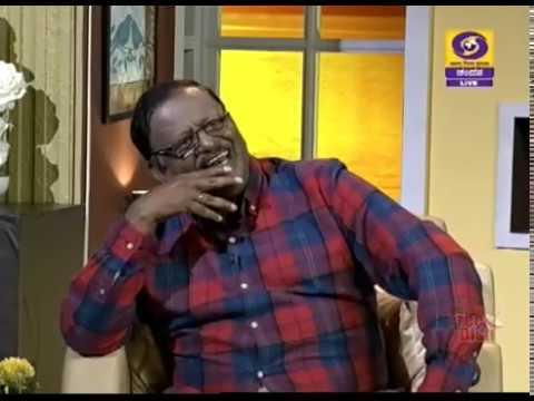 Standup Comedian Richard Louis in Shubhodaya Karnataka   15 Feb 2019   DD Chandana