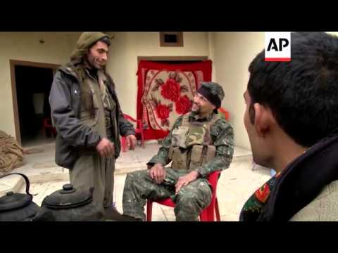 US citizen joins Kurdish rebels in fight against IS