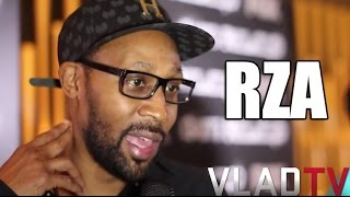 flashback rza on how crazy people can throw your day off