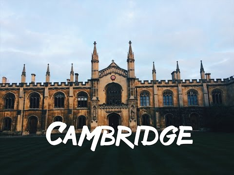 ONE DAY IN CAMBRIDGE, UK