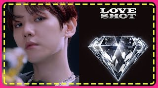 Here's Why EXO's New Logo for [Love Shot] Has to Be a Diamond