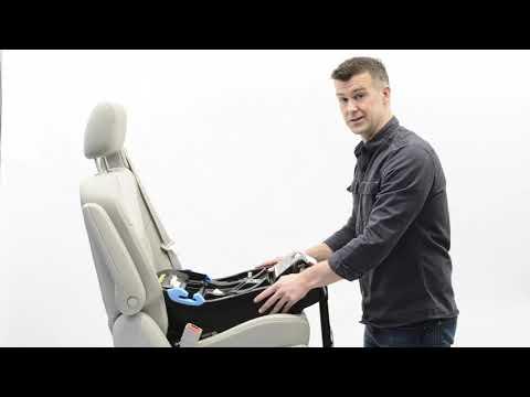 Clek Liing Infant Car Seat Installation
