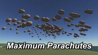 KSP - Maximum Parachutes