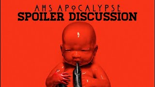 American Horror Story Apocalypse Episode 2 The Morning After Spoiler Discussion