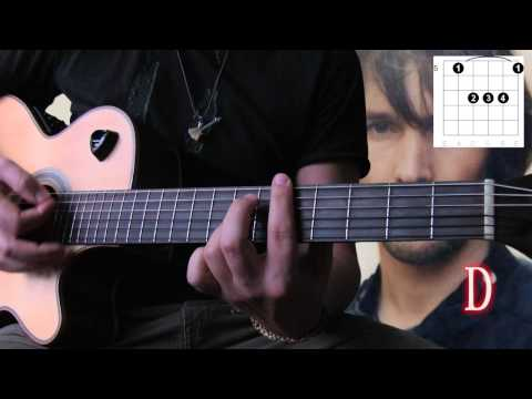 James Blunt  - 1973 ( Guitar chords tutorial , lesson )
