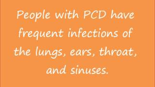 Primary Ciliary Dyskinesia (PCD) Awareness