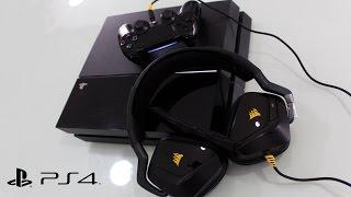 o MITO dos HEADSETS para PS4