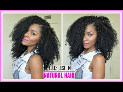 Crochet Hair Routine : ... Natural Hair + My Kinky Curly Hair Routine?PerfectLocks - YouRepeat