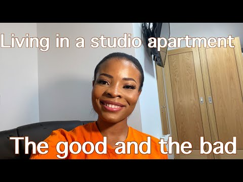 PROS AND CONS OF STUDIO APARTMENT | PRIVATE ACCOMMODATION