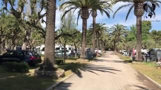 Campingplatz Spanien: Playa Montroig Camping Resort ⭐️⭐️⭐️⭐️⭐️N.340, Km 1136