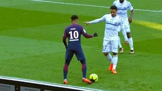 Neymar Jr 4K skills and goals 2018 (3D sound)