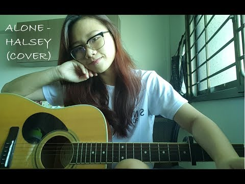 ALONE - HALSEY (Cover)