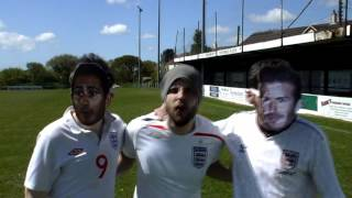 "England World Cup 2014 Football Song ""SAME OLD ENGLAND"""