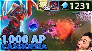 CRAZY FLASH ULTIMATE | GIVEAWAY WINNERS ANNOUNCED | 1,000 AP CASSIOPEIA - BunnyFuFuu