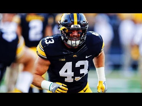 Josey Jewell Iowa 2017 Season Highlights ᴴᴰ ||