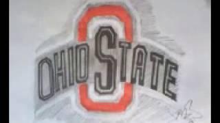 Ohio State Logo Drawing Tutorial