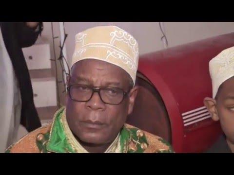 Maoulida Mariage Aminata et Kaabi Dembeni Lyon 13/02/2016