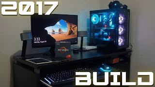 Ryzen 7 1700X GTX 1070 Gameplay/Benchmark 1080p (BF1, Crysis 3, DOOM, GTA V, CS:GO, Dota 2)