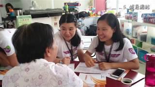 Student Volunteer Testimonials 學生義工分享 : Nicola & Christina