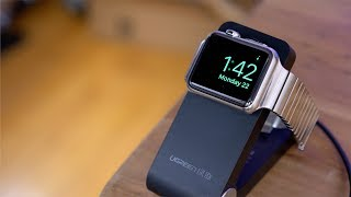 Hands-on: Ugreen Portable Magnetic Charging Stand for Apple Watch