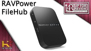 RavPower [Router, Backup, Media Server] (Unboxing & Review)