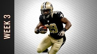 Fantasy football's best Week 3 waiver wire pickups (Keepers)