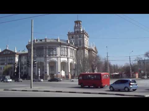 РГУПС (РИИЖТ) 1 часть, Ростов-на-Дону, Россия