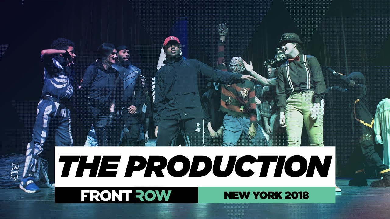The Production | FrontRow | World of Dance New York 2018 | #WODNY18