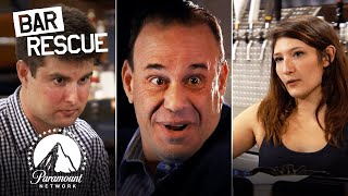 Rude Bar Owners vs. Shocked Customers 😡 Bar Rescue