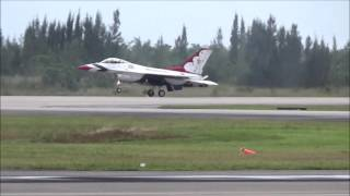Homestead Airshow 2016 and Airforce Thunderbirds | Wings over homestead