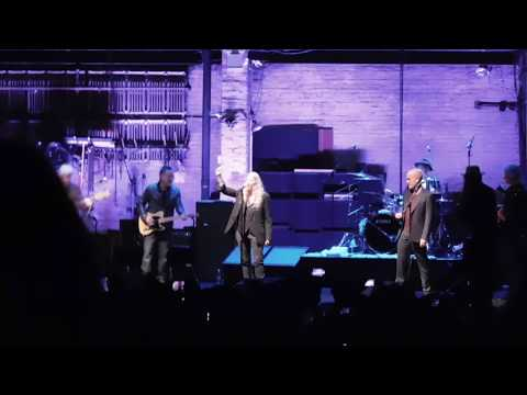 Patti Smith, Bruce Springsteen and Michael Stipe rock out the Tribeca film Festival