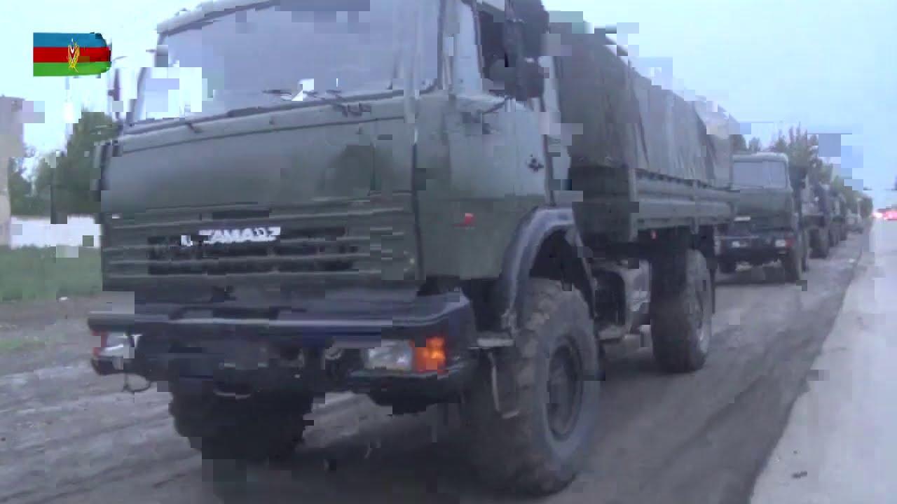 Ermenistan askerlerinin geride bıraktığı teçhizatlar Azerbaycan'ın elinde