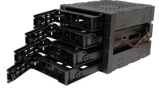 Unboxing Rosewill RSV-SATA-Cage-34 SATA III