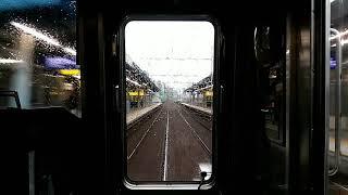 京浜急行電鉄エアポート快特羽田空港国際線ターミナル~品川(タブレット撮影)