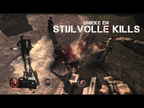 The Expendables 2 Video Game -- Launch Trailer [NL]