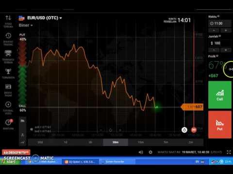 Trading Opsi FX dengan IQ Option